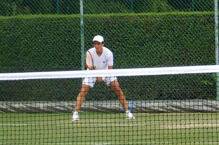 Juan Pablo Grassi Mazzuchi avanza en Wimbledon Junior