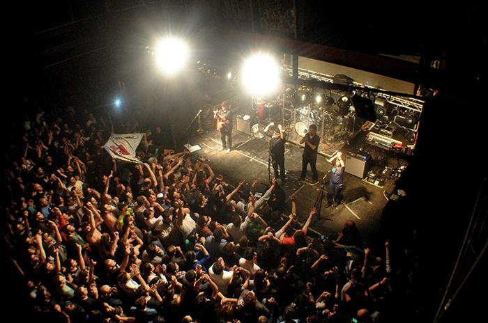Las Pelotas cerró GAP: cinco momentos de la noche final