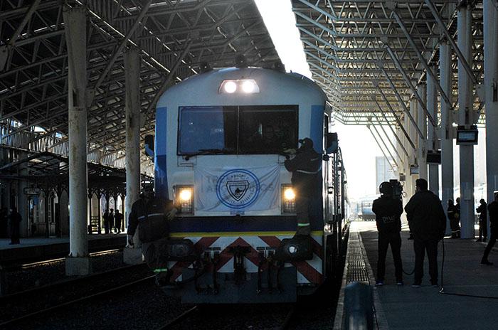 Tras casi dos años sin servicio, el tren volvió a Mar del Plata