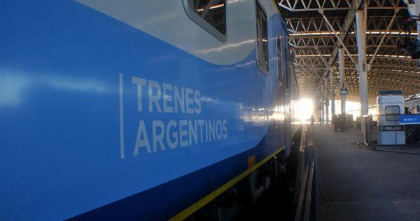 Trenes: ofrecen un 30% de descuento en pasajes comprados vía web