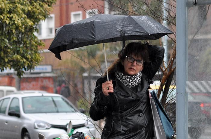 Tras el calor, se viene la lluvia en Mar del Plata