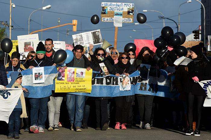 """Repunte: otra marcha por """"vidas arrebatadas de forma ruin"""""""