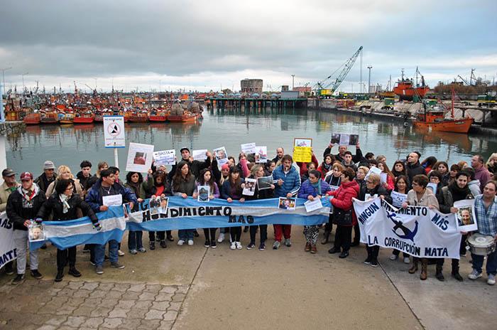 A 3 meses del Repunte: marcha y críticas a Prefectura y el Consorcio