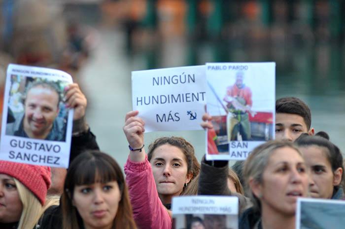 """Siete meses sin el Repunte: """"No nos cansaremos de exigir justicia"""""""