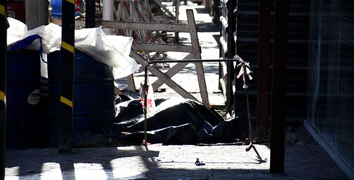 Murió otro hombre que vivía en situación de calle