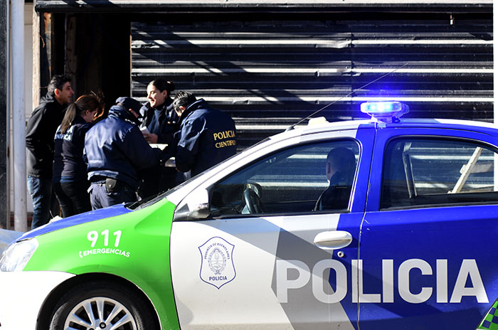 """Otra muerte en la calle: """"Fue atendido en El Campito"""""""