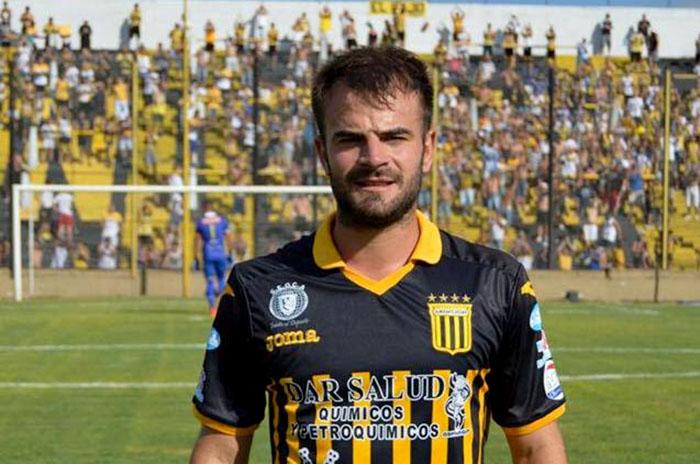 Martín Palisi, el décimo de Alvarado