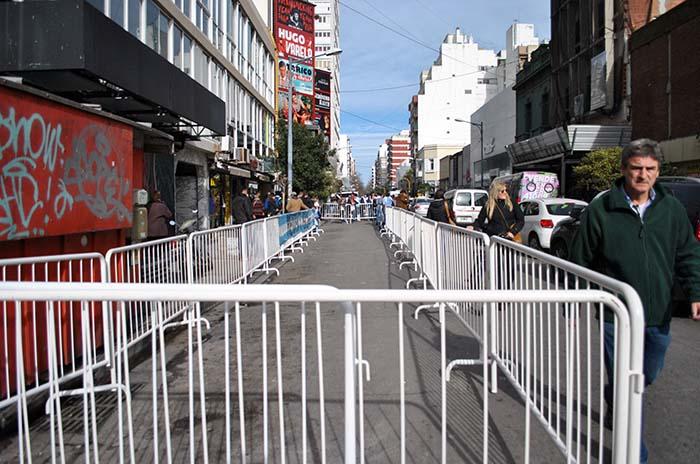 Cristina en Mar del Plata: sin prensa y con corte de tránsito