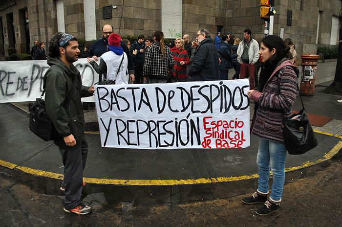 Convocan a una protesta en el Ministerio de Trabajo de Nación