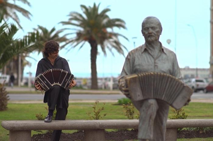 """Presentaron el sello """"Piazzolla es Mar del Plata 2017"""""""
