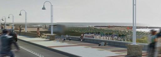 Prevén inaugurar obras en la costa para la próxima temporada