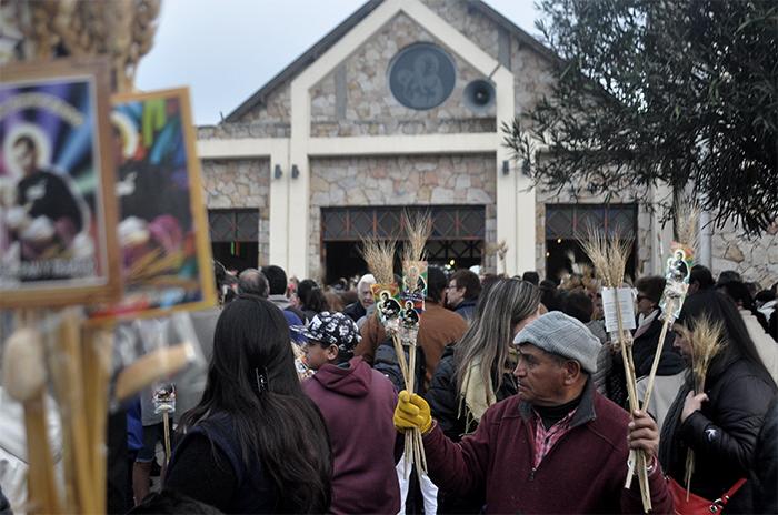 """San Cayetano: """"Será una gran fiesta popular en un año difícil"""""""