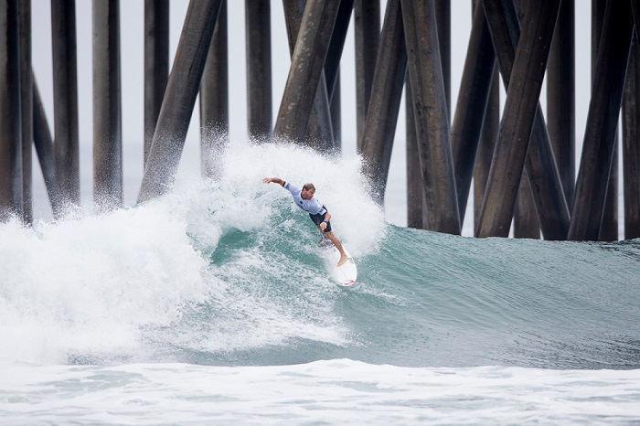 Surf: los marplatenses cayeron en su debut en el US Open