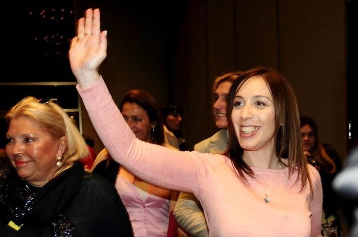 """Vidal, en campaña: """"El camino del cambio ya empezó"""""""