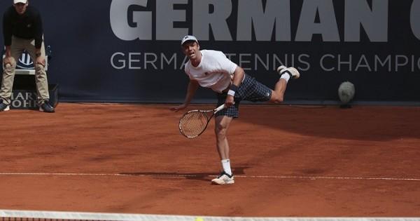 Schwartzman y Zeballos se metieron en octavos — ATP de Hamburgo