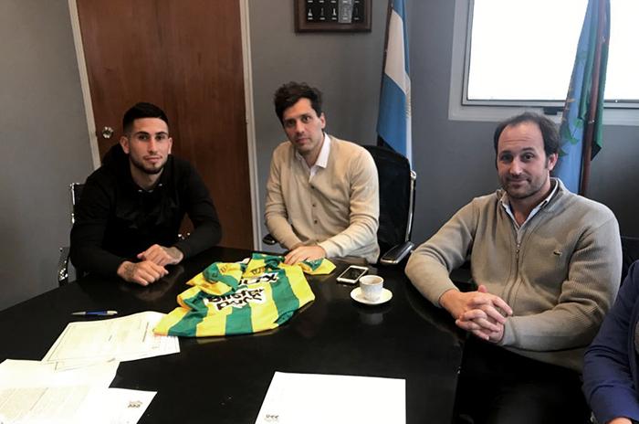 "Aldosivi trajo goles ""millonarios"""