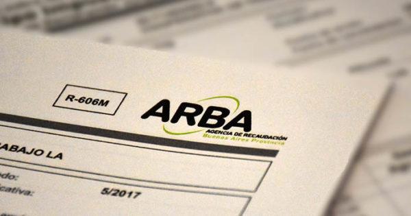 ARBA deja de imprimir el 30% de las boletas impositivas
