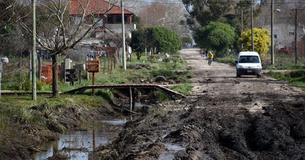 San Jacinto: el después de las inundaciones y el barro
