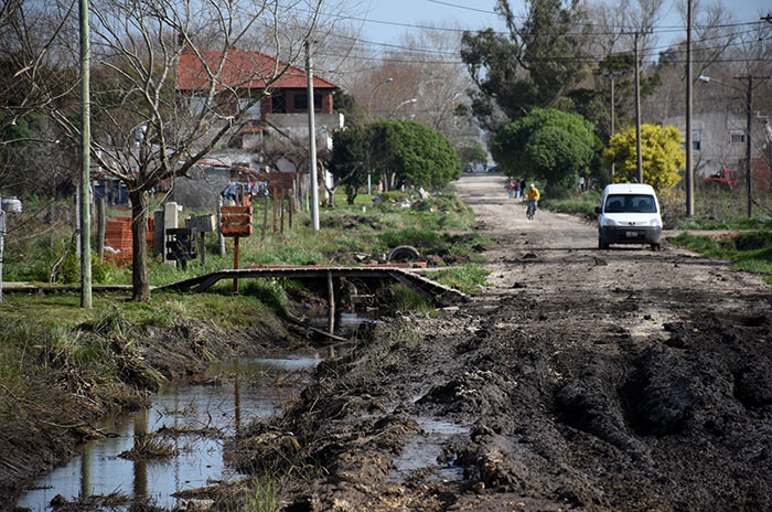San Jacinto: históricos reclamos y un pedido desde el Concejo