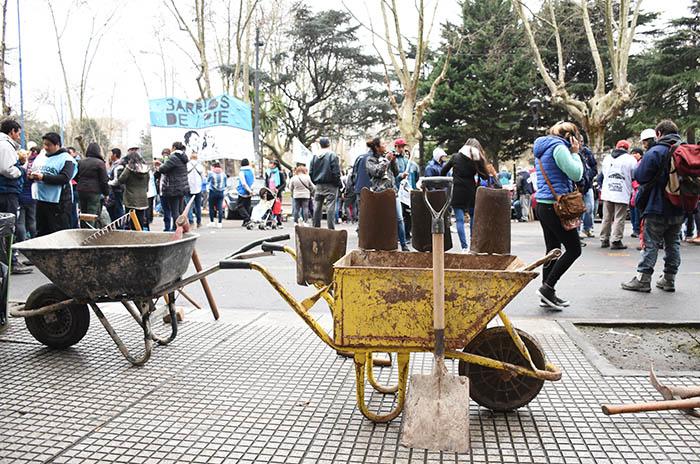"""Otra protesta de cooperativas por """"incumplimientos"""""""