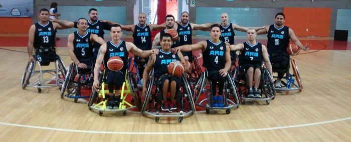 Básquet adaptado: Argentina clasificó al Mundial