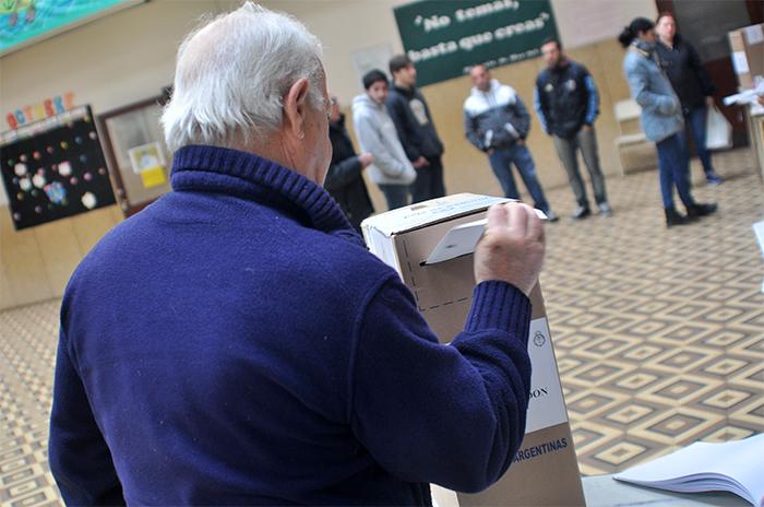 Elecciones 2017: ya comenzaron las PASO en Mar del Plata