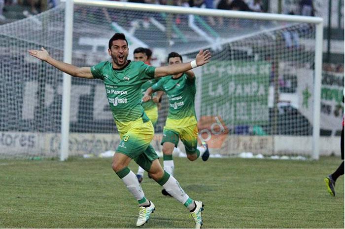 Alvarado sigue incorporando: se sumó Ezequiel Riera