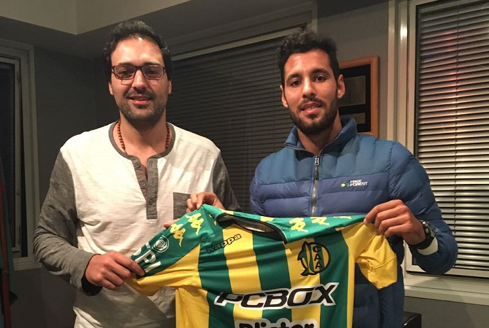 Aldosivi sumó al mediocampista Federico Domínguez