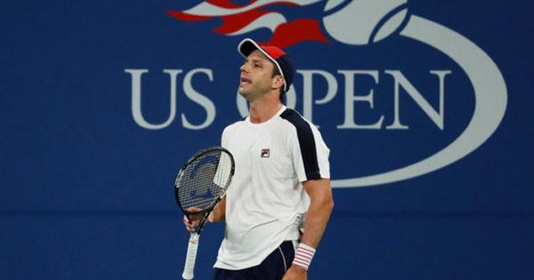 Horacio Zeballos, eliminado en la segunda ronda del US Open