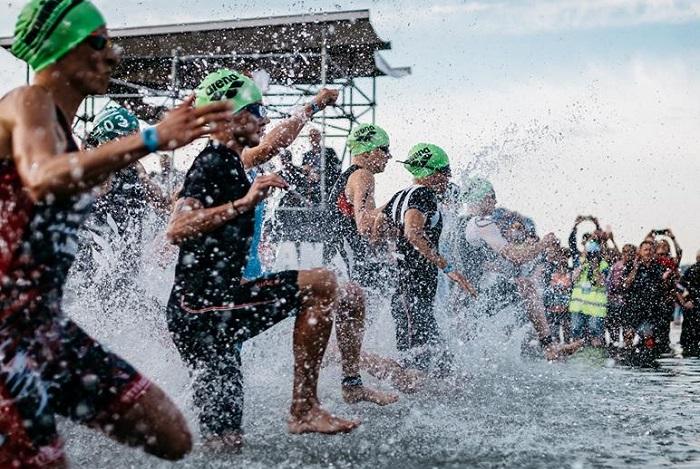 Cómo será la edición Mar del Plata del triatlón más exigente