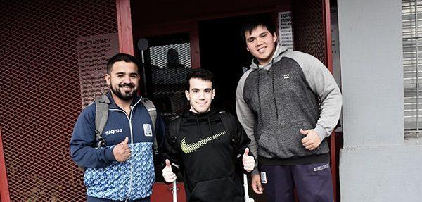 Deporte y superación: los pesistas locales que viajan a México