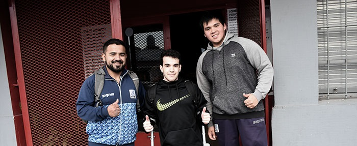 Los pesistas marplatenses, rumbo al mundial de powerlifting