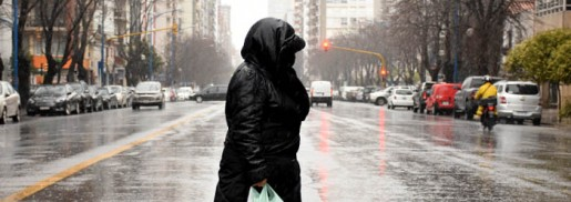 Rige un alerta meteorológico por tormentas fuertes