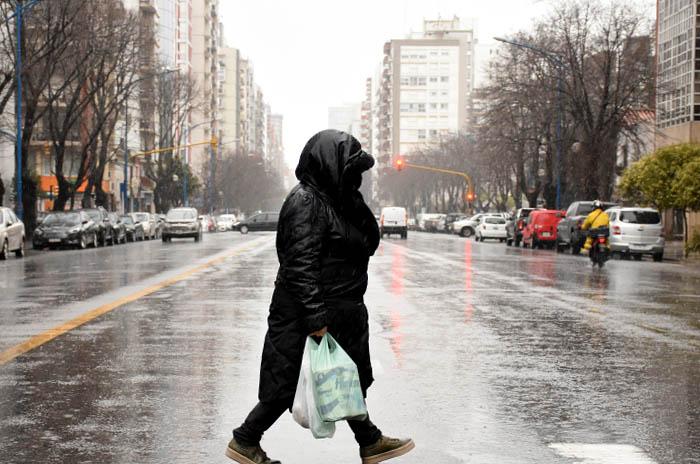 Continúa vigente el alerta por lluvias intensas
