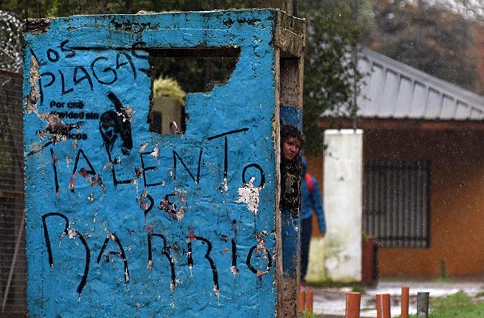 LLUVIA BARRIOS NORTE CALES BARRO (3) COLECTIVO PARADA