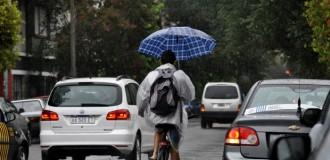 Fin de semana largo con lluvia y mal tiempo en Mar del Plata