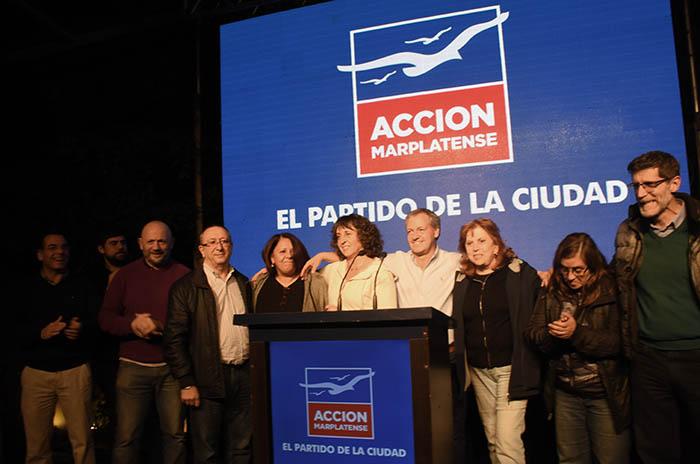 Esta semana elegirán al nuevo presidente de Acción Marplatense