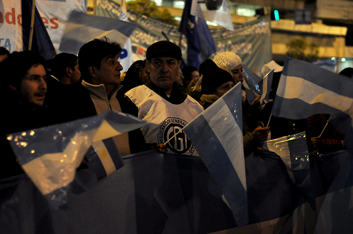 En Mar del Plata, la CGT también marchará el próximo martes