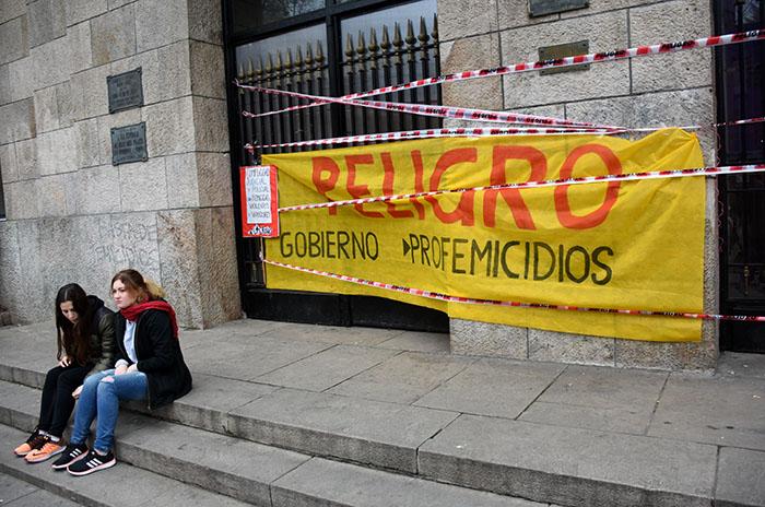 "Contra el ""machismo"" de Arroyo: ""Capacítese o guarde silencio"""