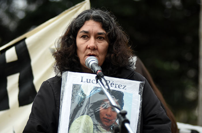 """Caso Lucía Pérez: """"En 10 meses la clase política nunca se preocupó"""""""