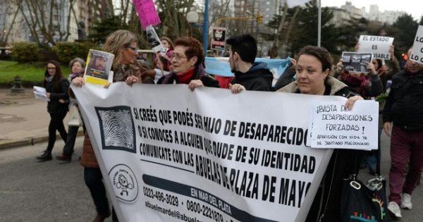 Nueva marcha para exigir la aparición de Santiago Maldonado
