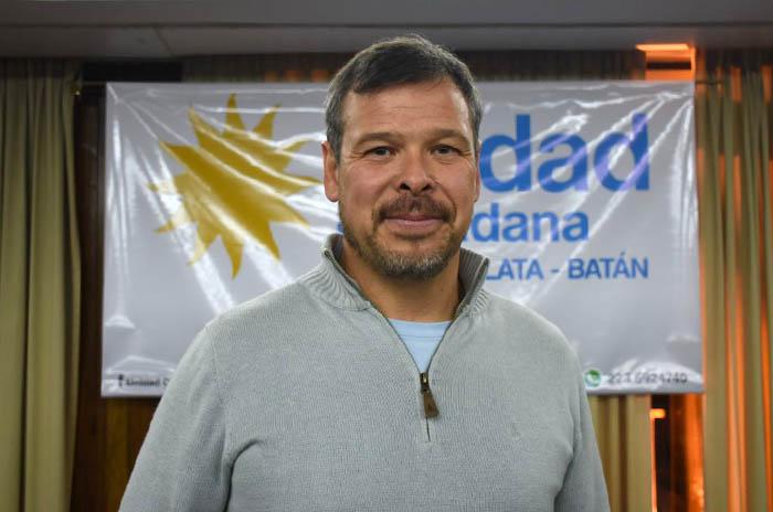 """Gutiérrez: """"En la interna tuvimos un triunfo contundente"""""""