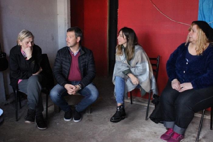 Unidad Ciudadana: solicitan arreglos para las calles del barrio Libertad