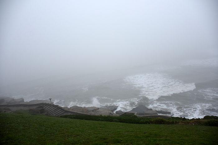 Sigue vigente el alerta por tormentas fuertes en Mar del Plata
