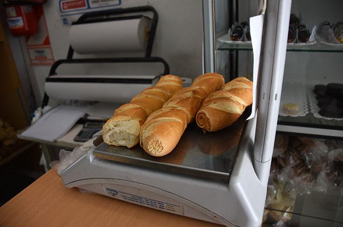 Panaderías: caída de las ventas y un pan por encima de los $100