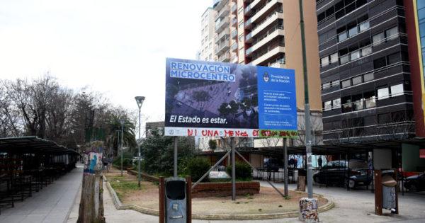 """Artesanos, en alerta: """"En los planos no hay lugar para la Feria"""""""