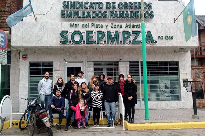 Panadería La Regional: quince trabajadores sin respuestas