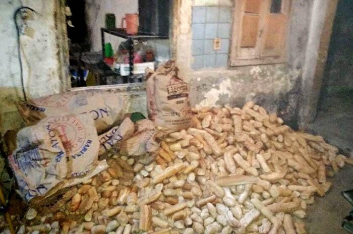 Clausuran otra panadería y secuestran 800 kilos de pan