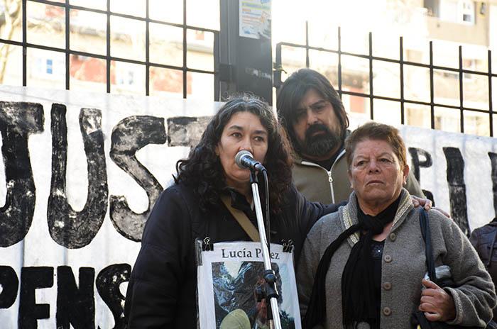 Preparan una gran marcha a un año del crimen de Lucía Pérez
