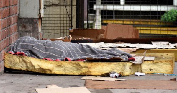 Situación de calle: el gobierno impulsa una nueva ordenanza